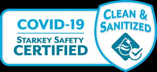 Starkey Safety Certified